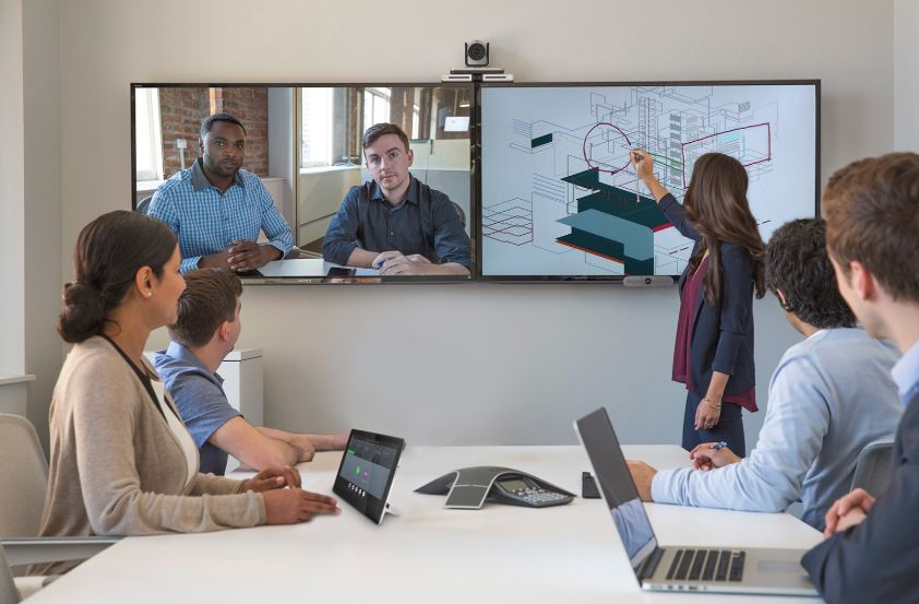 """Our Experience - audio visual designs are now more than just audio or visual systems. Today's ENVIRONMENTS are becoming """"smart"""" technology centers where the tools for presentation are becoming the tools for communication."""