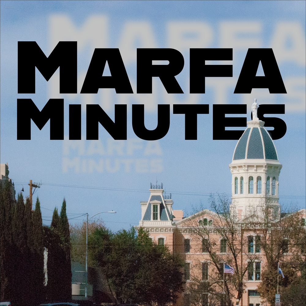Marfa Minutes - The video travel magazine of Marfa. Meet the artists, writers, celebrities and cowboys that make this Far West Texas town unique.