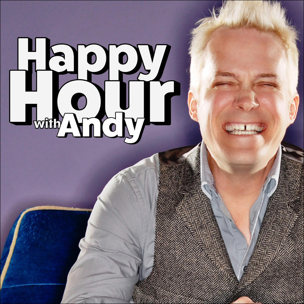 Happy Hour With Andy - Marfa, Texas musician Andy Schneider hosts a weekly, live broadcast featuring emerging musicians from around the U.S.