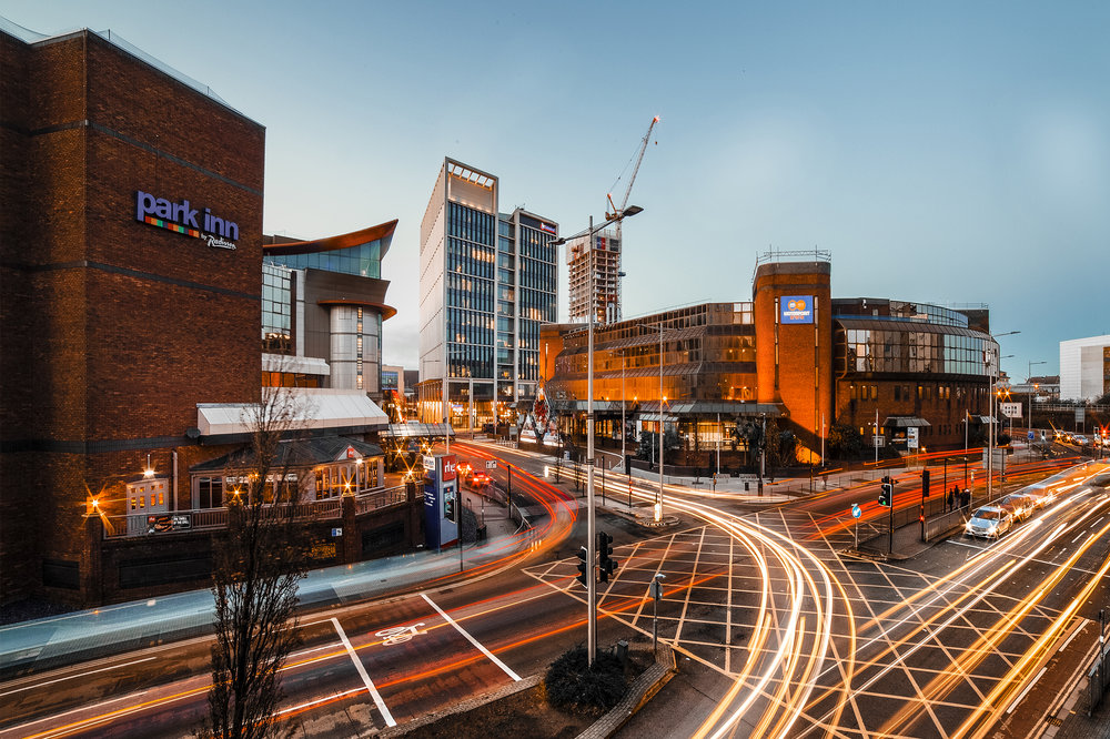 Bute Terrace, Cardiff