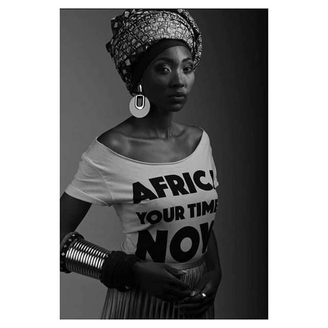 It's about time that we get up and start taking ownership for our own future. This campaign is about reminding each other that we have ALL the talent, the heritage, the innate know-how, power, resources and the wisdom we need to make our country and ultimately our beloved continent a 1st world habitat. #AfricaYourTimeIsNow #Africa #Now 🌍