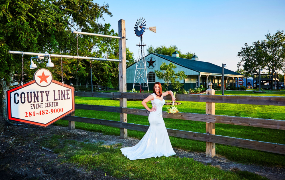 The County Line Event Center Rustic Wedding Ideas Wedding Venues