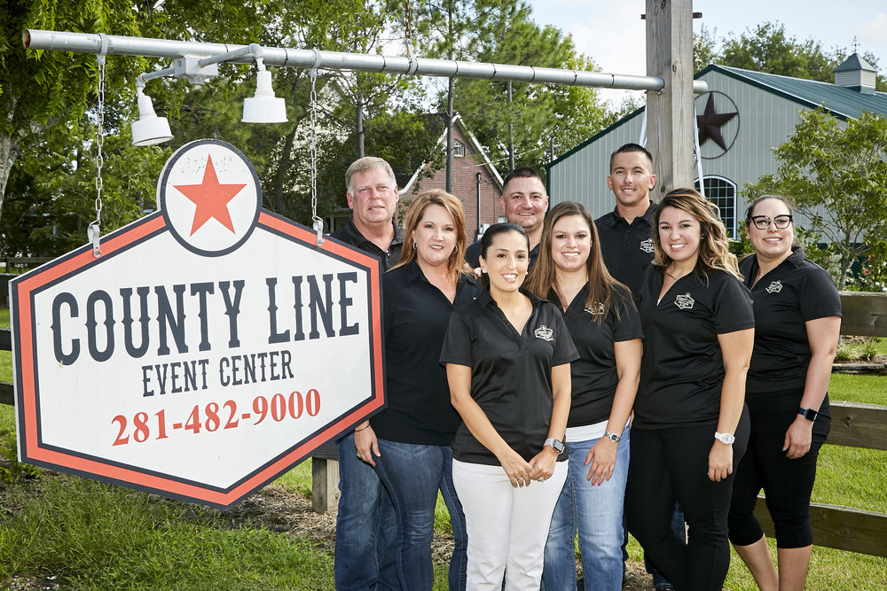 Our Professional Staff - We are ready to make your Holiday Party a true success!