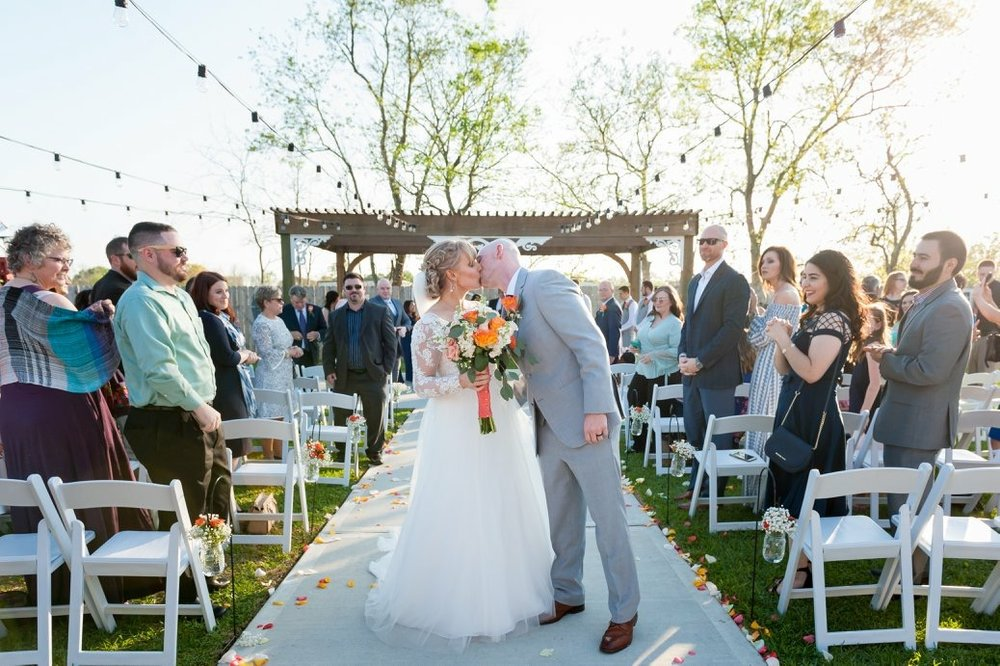 houston wedding venues near Friendswood TX