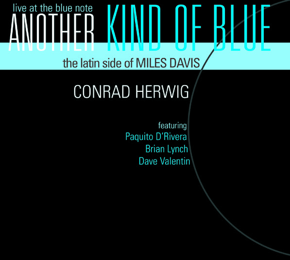 "Conrad Herwig | Another Kind of Blue - Trombonist Conrad Herwig reimagines one of the seminal albums in jazz history - timeless compositions crafted and showcased within the framework of Afro-Cuban and Afro-Caribbean rhythms. It is a companion piece to his pathfinding release, The Latin Side of John Coltrane, and it finds him reveling in the company of featured bandmates who draw inspiration and energy from the spirit of Miles. Selections include the entire Kind of Blue repertoire - including ""So What,"" Freddie Freeloader,"" and ""All Blues"" - plus bonus track ""Petits Machins"" from Miles's Filles De Kilimanjaro. Group members include Mario Rivera, Edsel Gomez, John Benitez, Robby Ameen, and Richie Flores.GRAMMY NOMINEE"