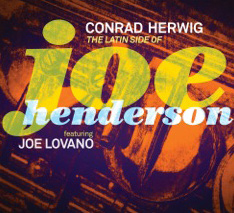 "Conrad Herwig | The Latin Side of Joe Henderson - The ""Latin Side..."" turns its attention to saxophonist Joe Henderson, heralded as asupreme composer and expressionist. With charts written by trombonist and group leaderConrad Herwig, alongside pianist Bill O' Connell, the ""Latin Side..."" band lends vivacity to Henderson's best-known tunes, including one song he did not compose (though his connection to it runs deep), ""Blue Bossa.""GRAMMY NOMINEE"