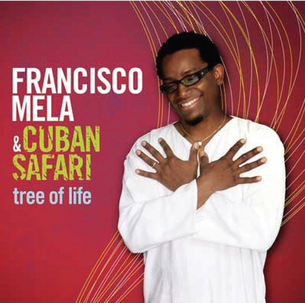 Francisco Mela | Tree of Life - On his second release for Half Note, drummer Francisco Mela continues to fuse the rhythmic life force of his homeland Cuba, with the heat-seeking energy of modern jazz. He is known as a musician's favorite - he is a member of Joe Lovano's band, Us Five - because he boasts a passion and spirit rarely heard among young instrumentalists. Mela's group is named Cuban Safari, and it features sterling play from pianist Elio Villafranca, saxist Uri Gurvich, guitarist Ben Monder and special guest Esperanza Spalding. Polyrhythms notwithstanding, Mela's tender vocals will surprise all.