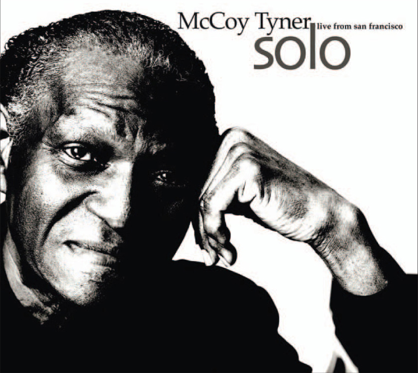 "McCoy Tyner | Solo - Piano legend McCoy Tyner offers 11 song-form vignettes, intimately rendered, before a raptaudience at the Herbst Theater in San Francisco, during the Spring Season of SFJAZZ inMay, 2007. This is the third release on his own McCoy Tyner Music label.The evening finds him reflective, treating his fans to a mix of originals and standards, delivered in a style as much thunder as mist. Stand out selections include ""Naima,"" ""You Taught My Heart To Sing,"" ""I Should Care,"" ""Sweet And Lovely,"" and ""In A Mellow Tone."" An excellent companion disc to his two previous MTM releases, Quartet and Guitars."