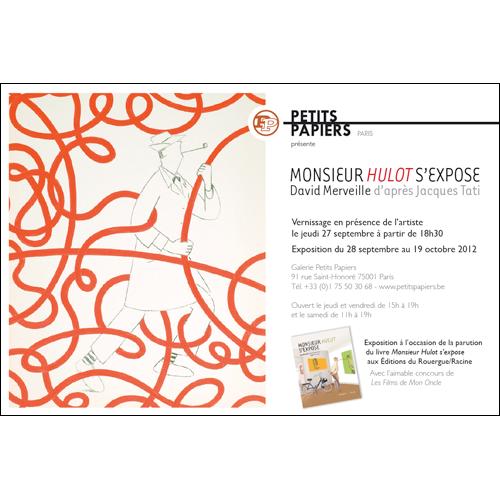 Huberty & Breyne Gallery (Petits Papiers) - Paris