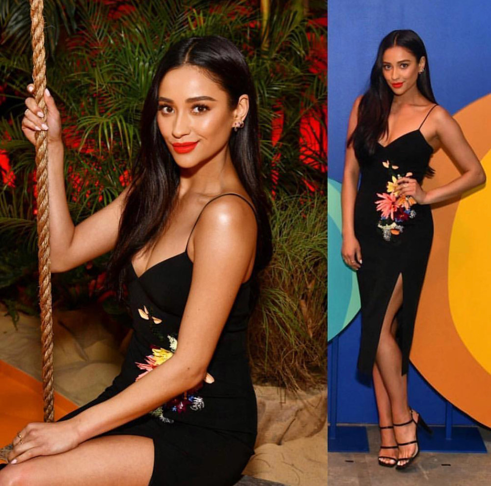 Shay Mitchell for Royal Caribbean Press Day / Styled by Natalie Hoselton / Red Carpet