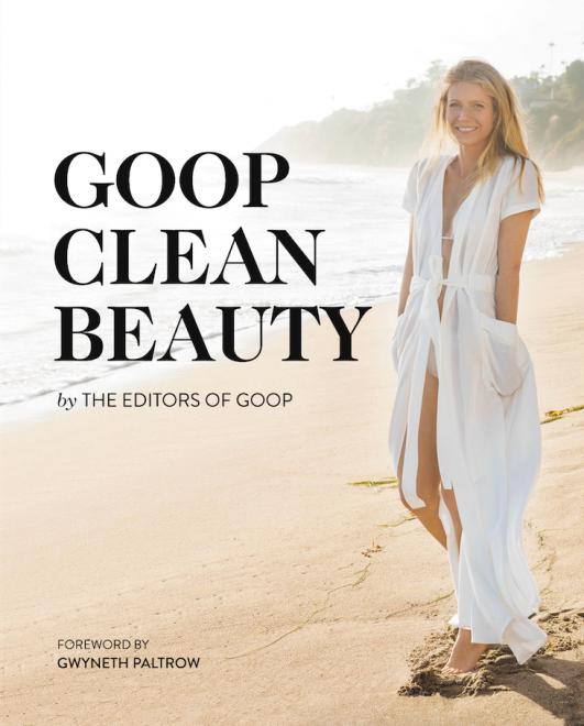Gwyneth Paltrow/ Goop Clean Beauty/ Cover
