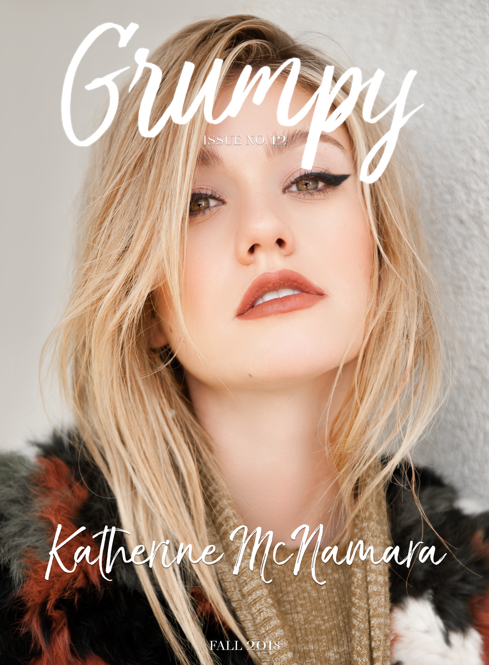 Kat McNamara for Fall 2018 Issue of Grumpy Magazine