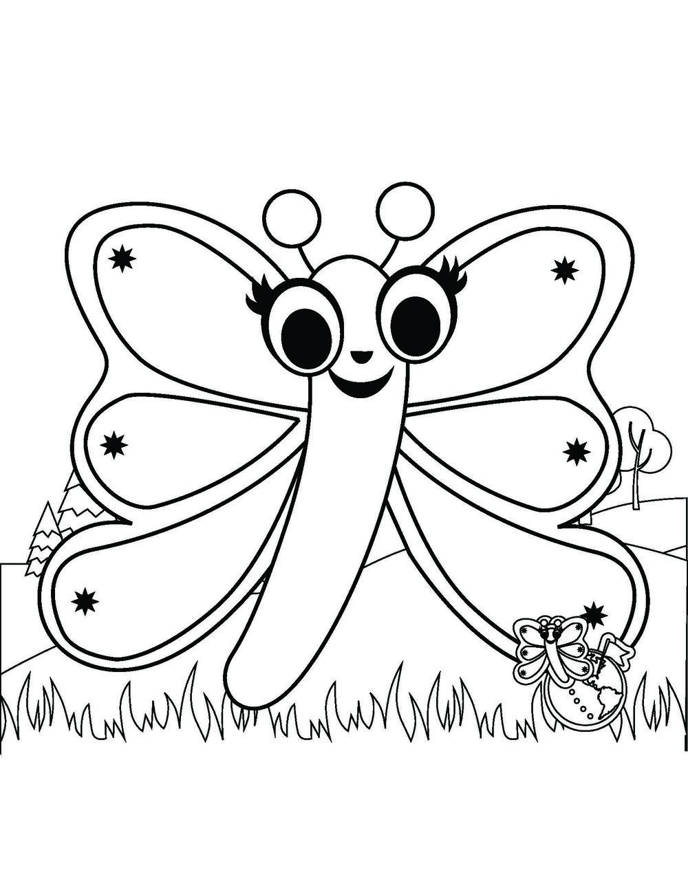 Suki the Butterfly