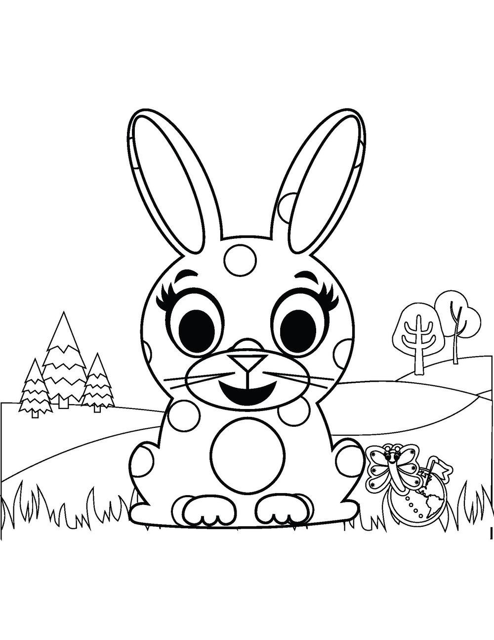 Penelope the Rare Bunny