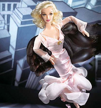 Barbie and King Kong