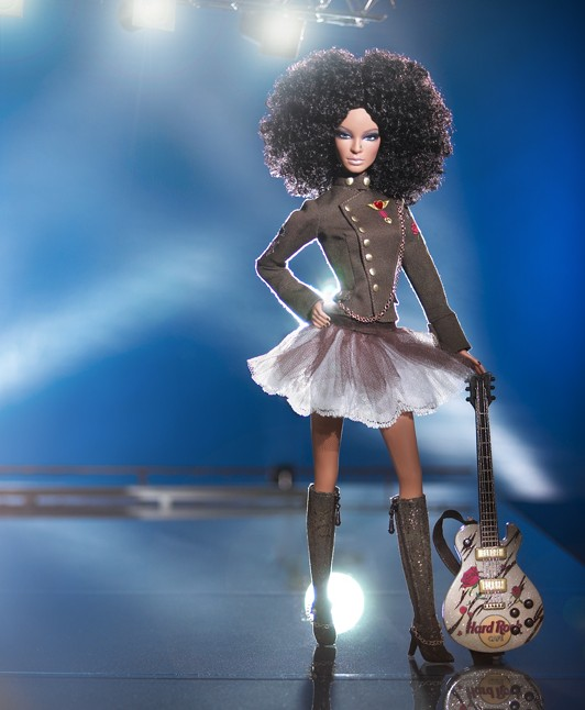 Hard Rock Cafe Barbie Doll #4