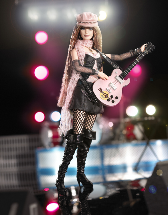 Hard Rock Cafe Barbie Doll #2