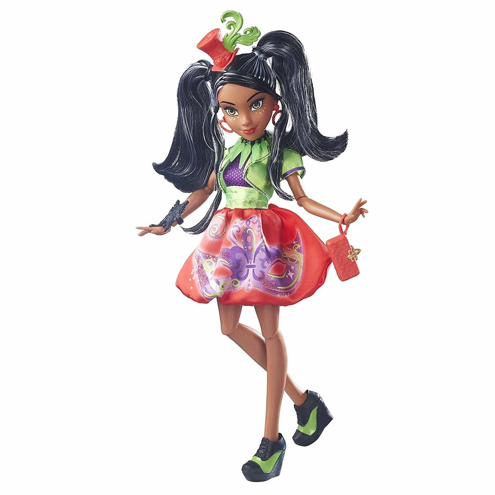Disney Descendats Freddie Neon Lights Doll