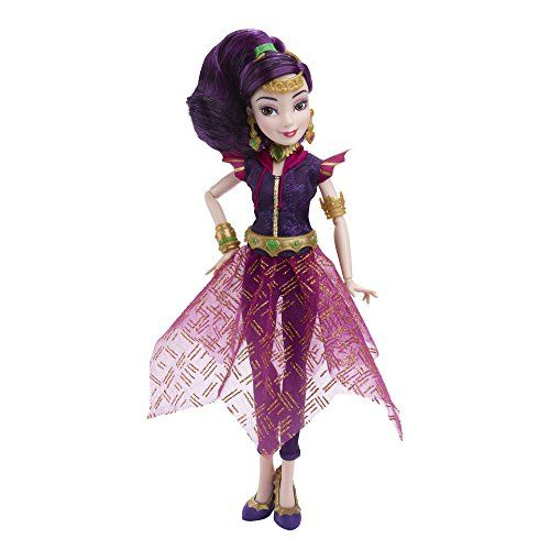 Disney Descendants Mal Genie Chic Doll