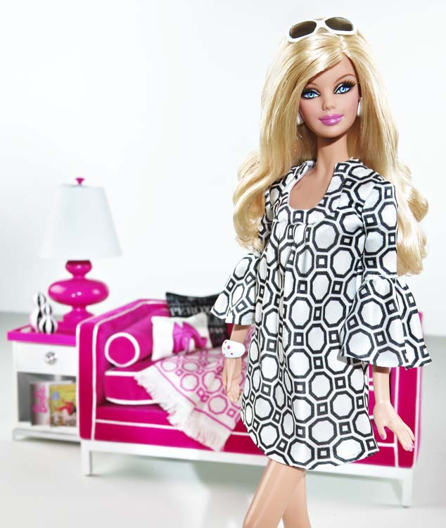 Barbie Loves Jonathan Adler Barbie Doll