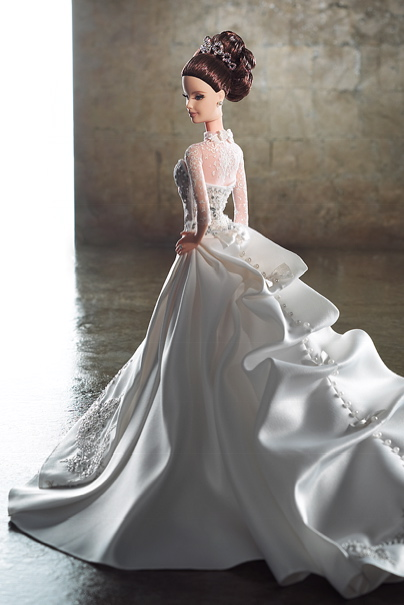 Reem Acra Barbie Doll