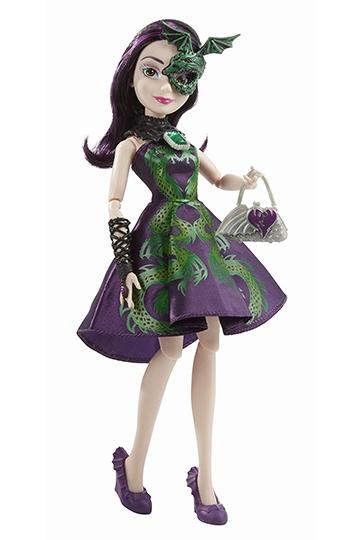 Disney Descendants Mal Jewel-bilee Ball Doll