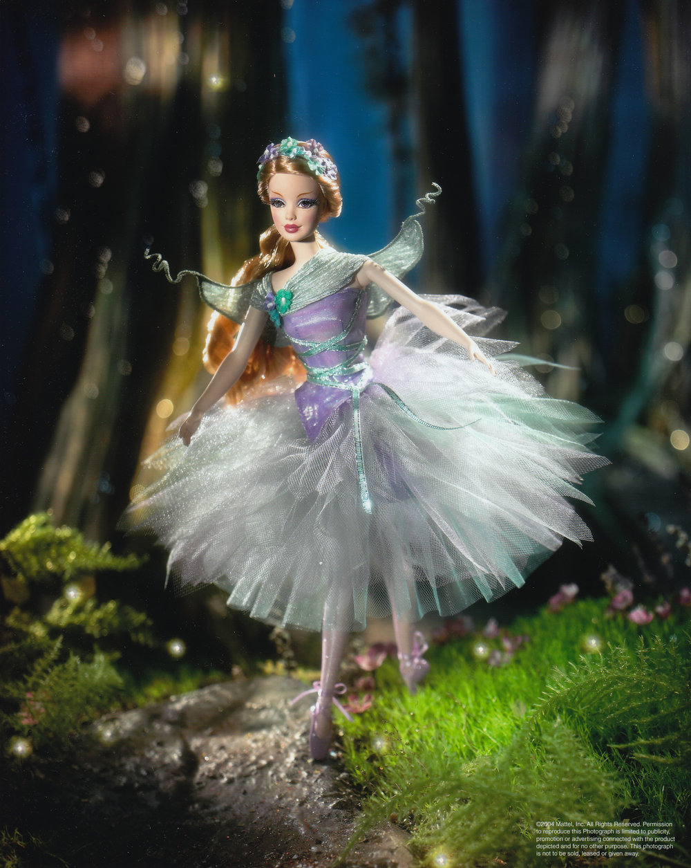 Barbie Doll as Titania
