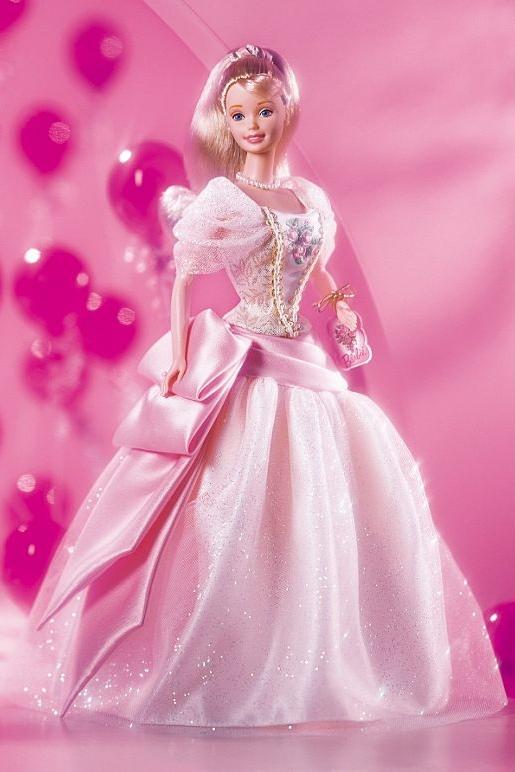 Birthday Wishes Barbie Doll