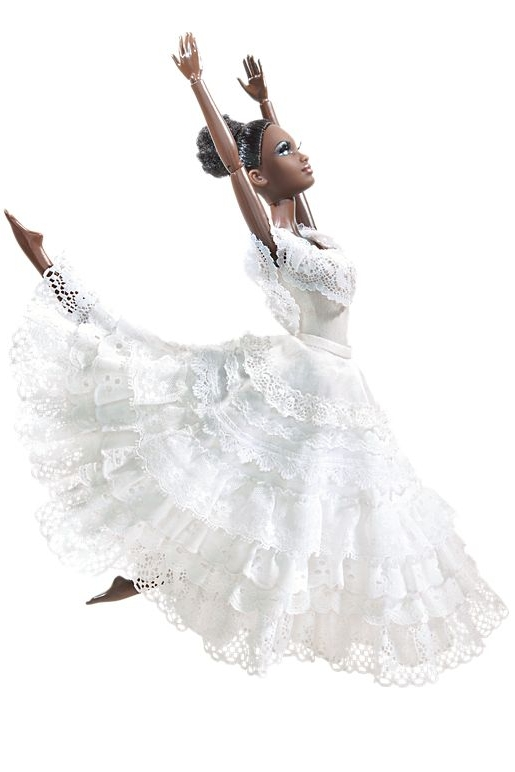 Alvin Ailey Barbie Doll