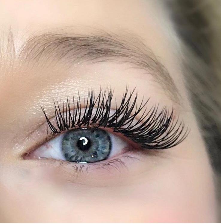 Eyelash extensions @artistryinhanover