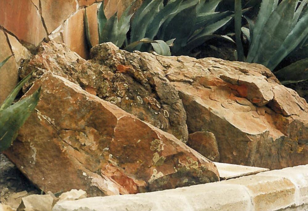 Lawrence Halprin and rocks.jpg
