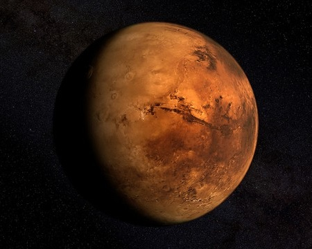 Click to read 35 amazing facts about Mars!