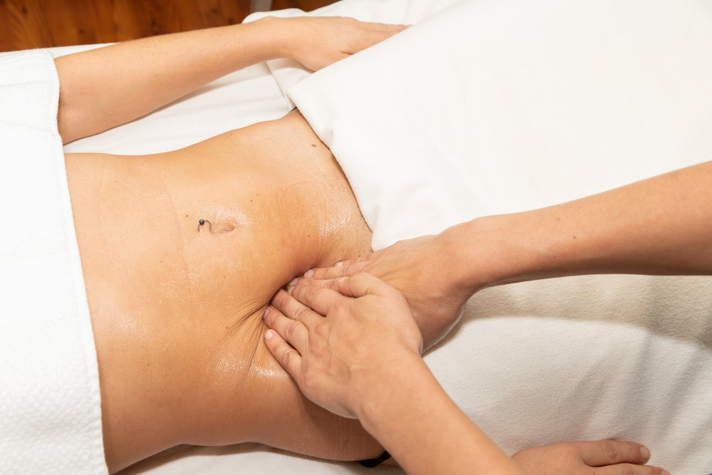 abdominal massage new canaan ct