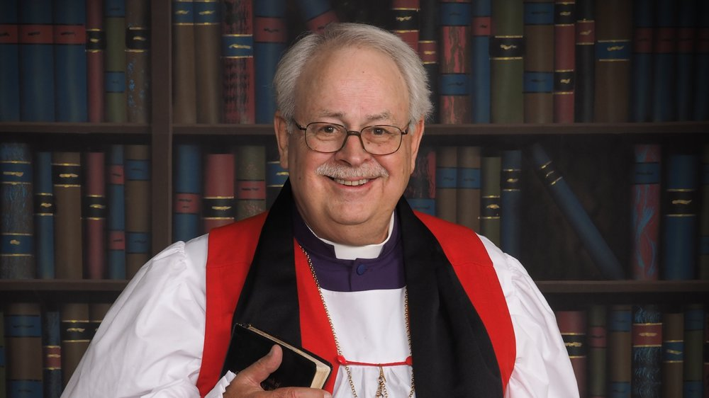 THE MOST REV. ROYAL U. GROTE, JR. Presiding Bishop 2014-2016