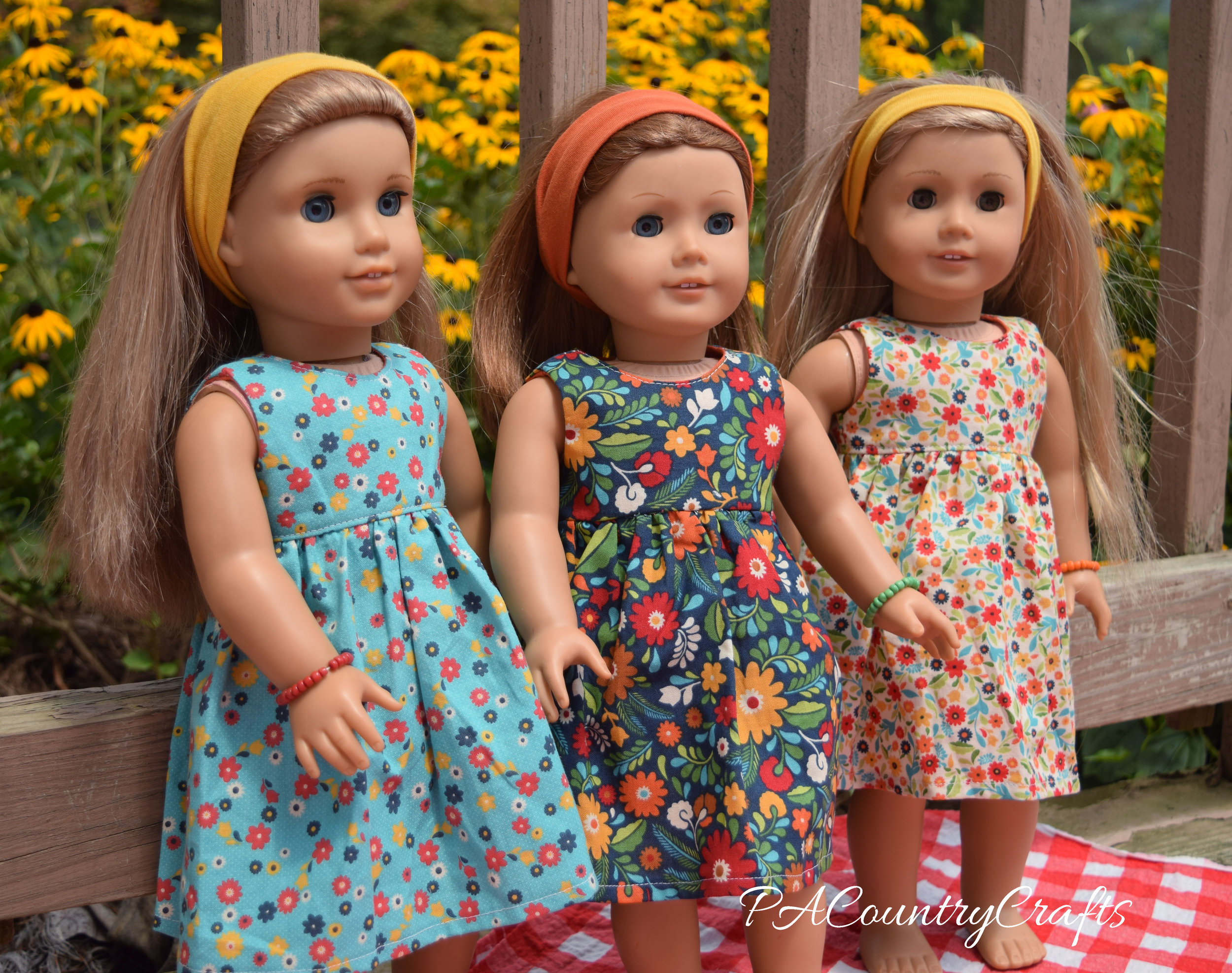 Doll Clothes Fall Collection