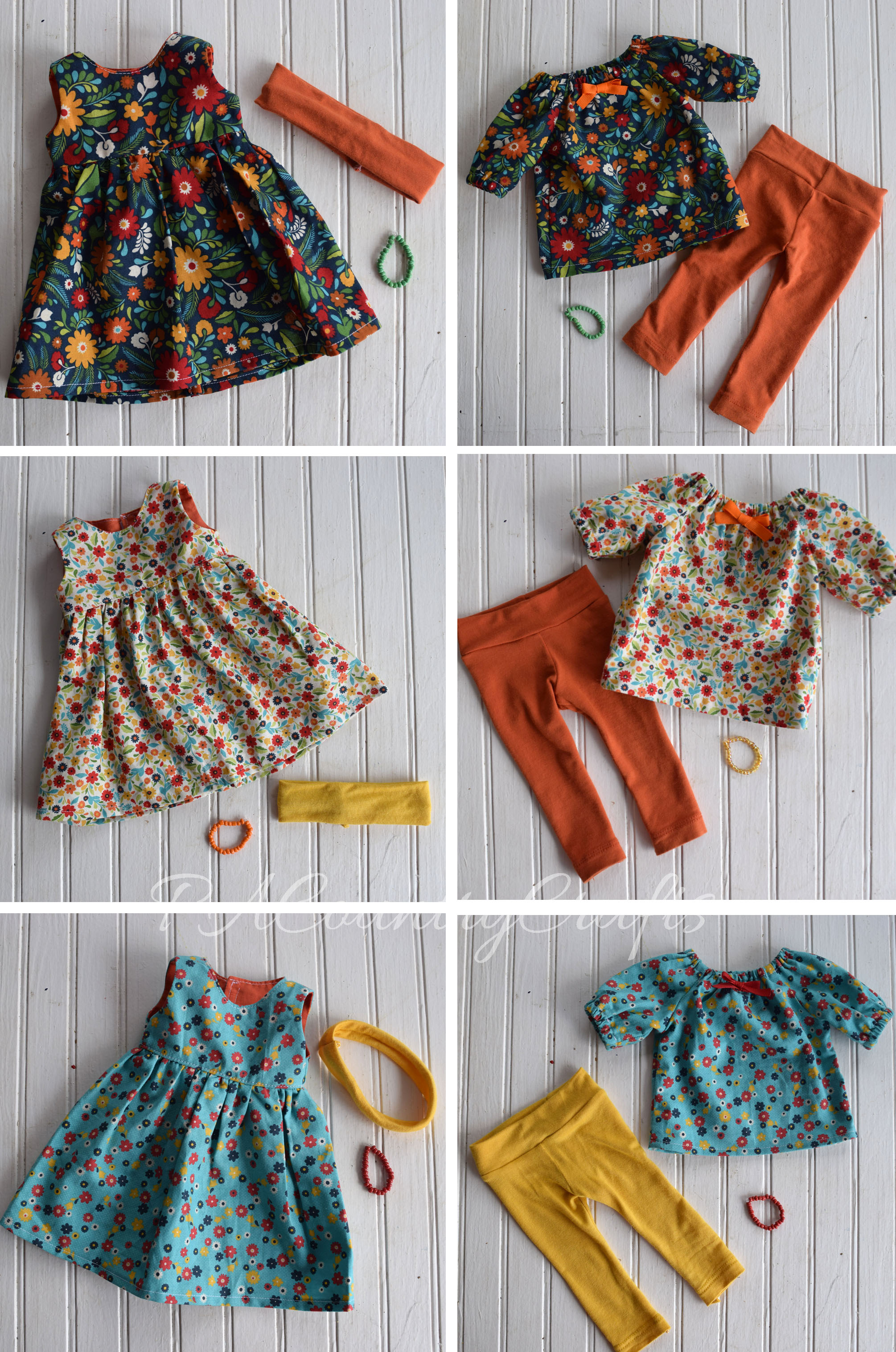 fall doll clothes sewing