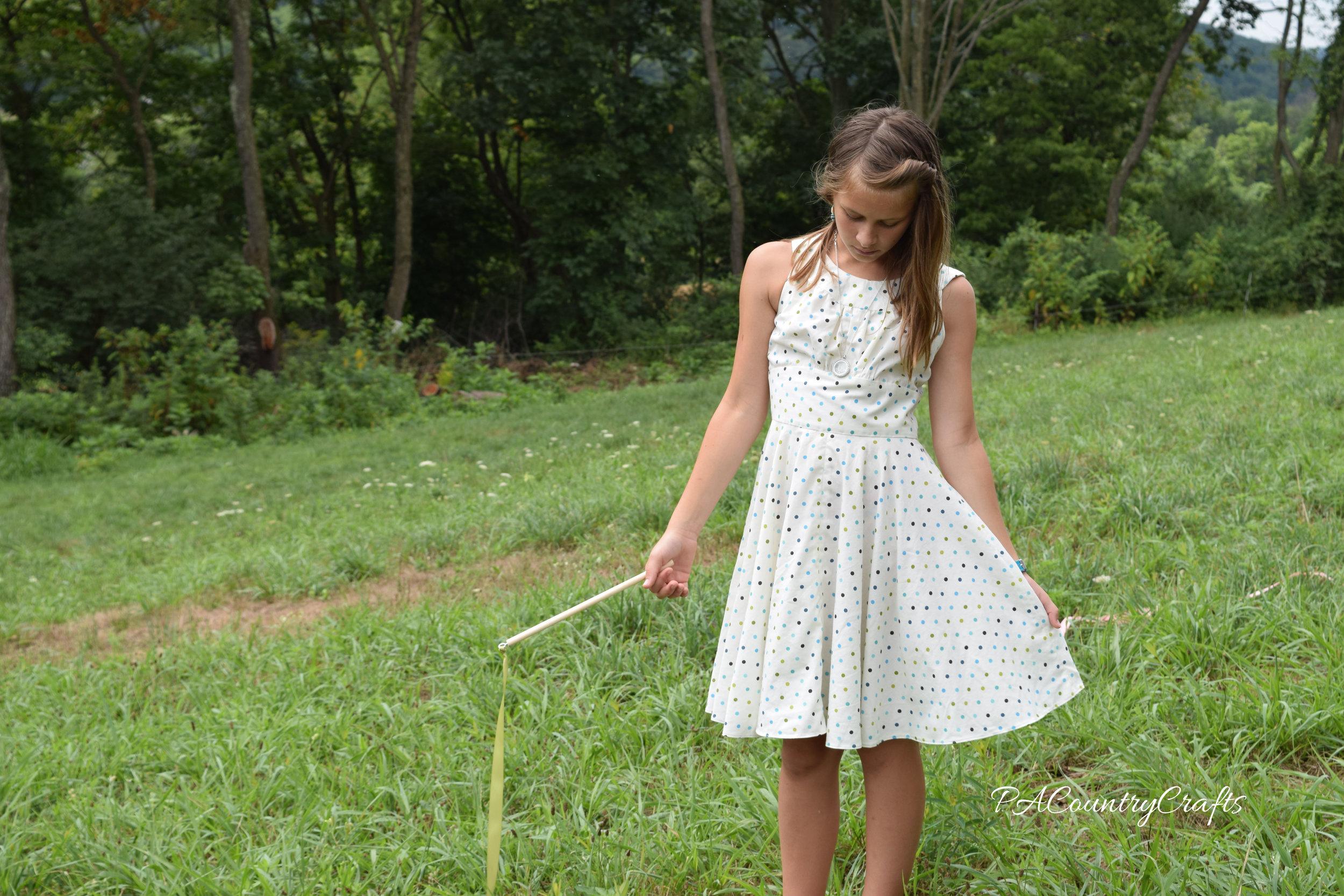 1950s retro dress