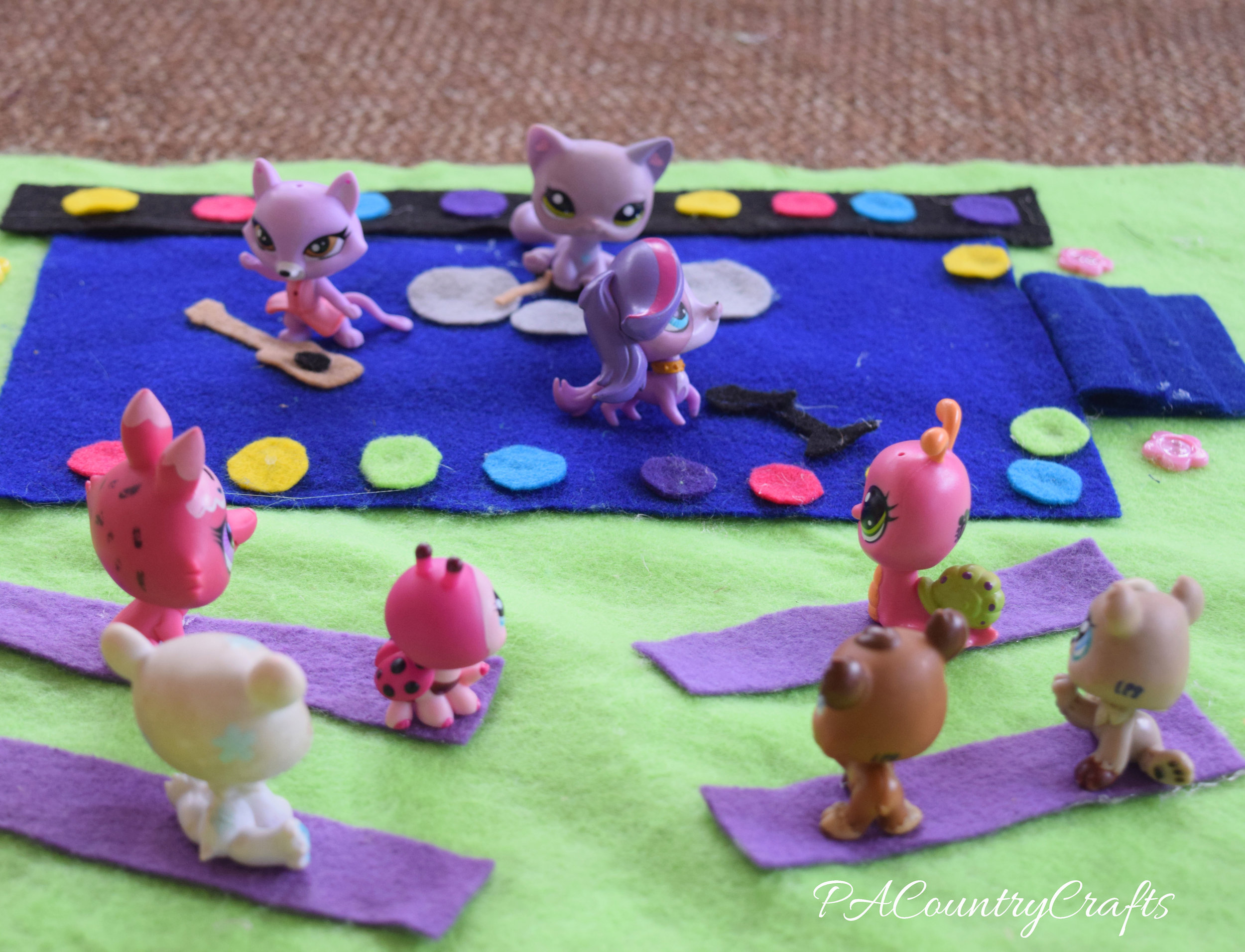 Littlest Pet Shops concert