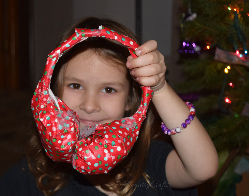 How to wrap earmuffs!