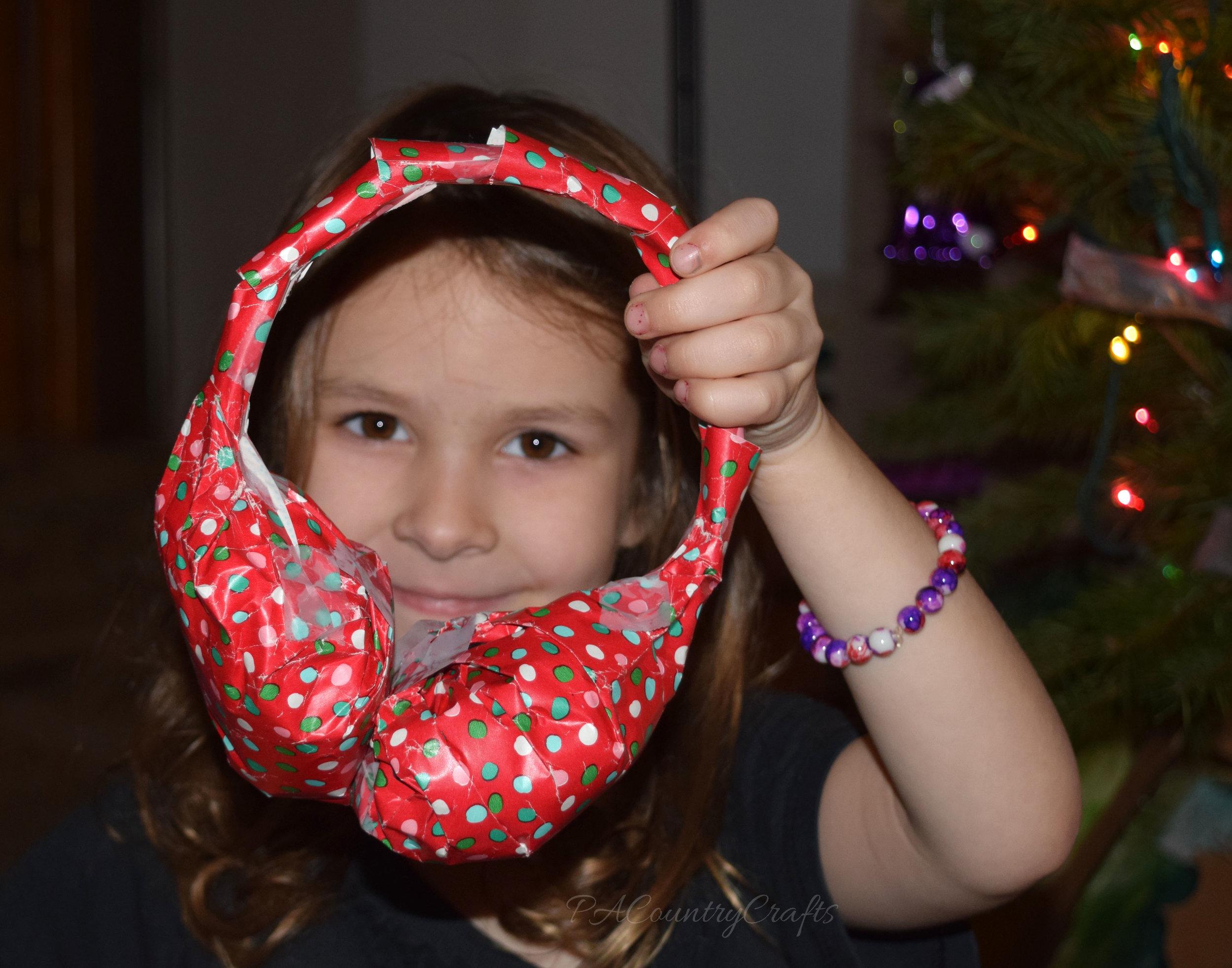 How to wrap earmuffs!