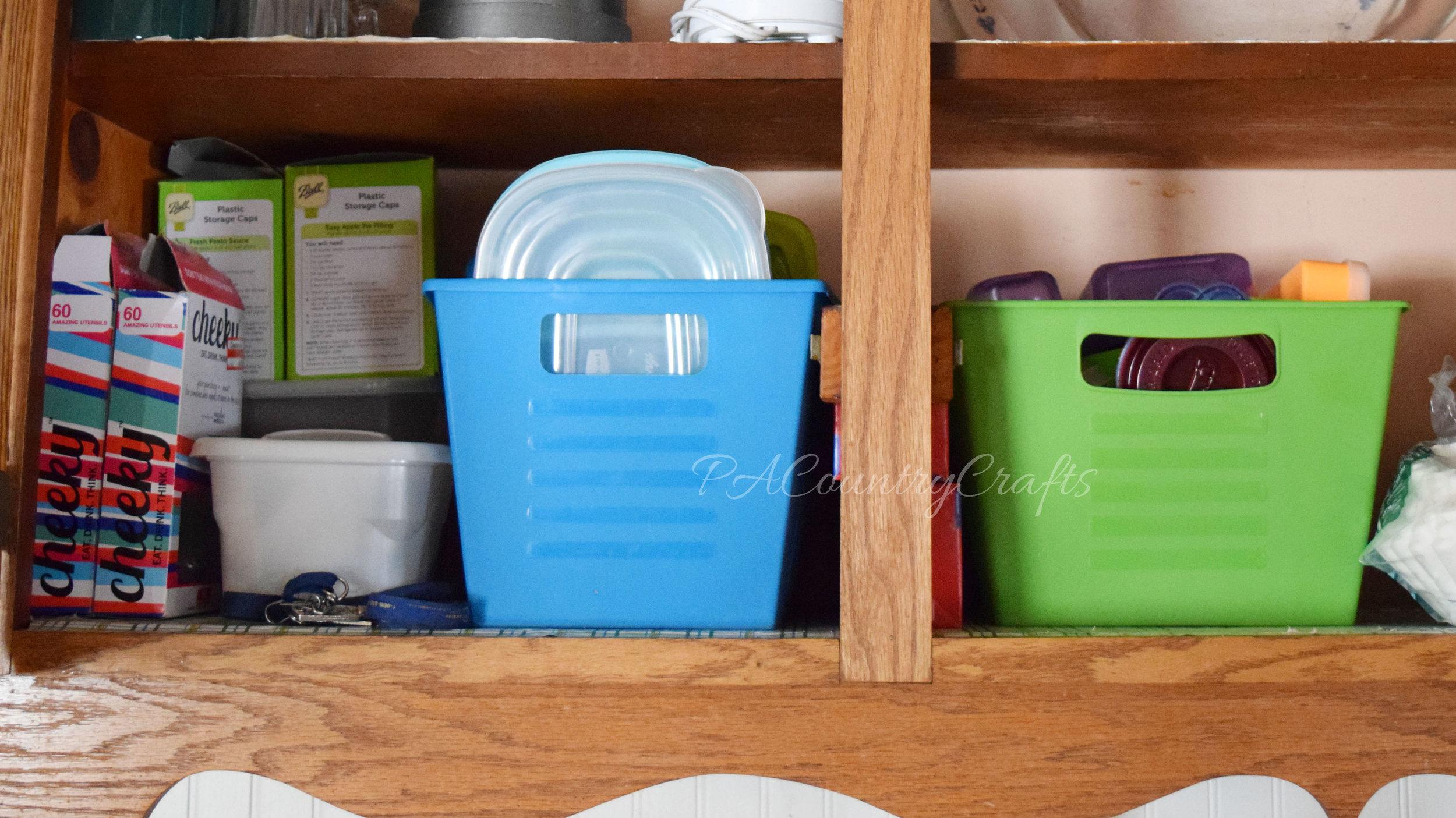 lunchbox supplies organization