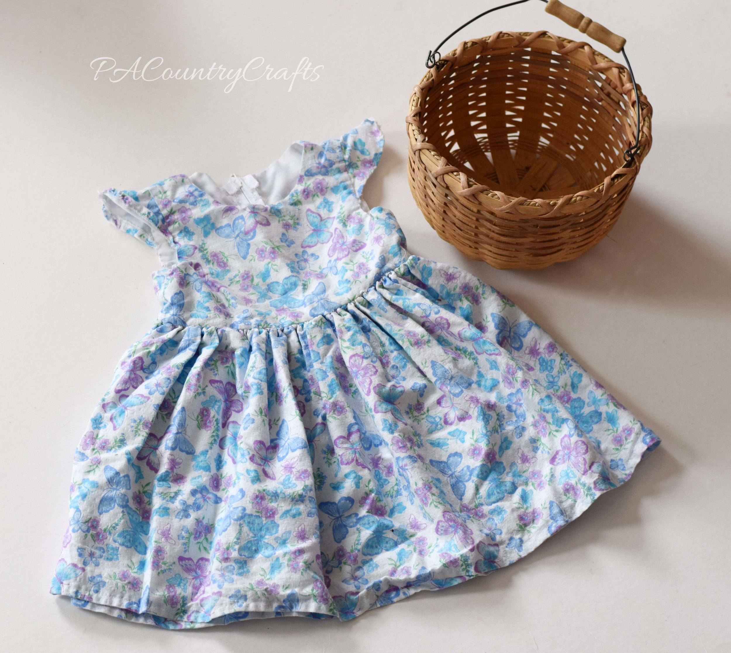 first-easter-dress