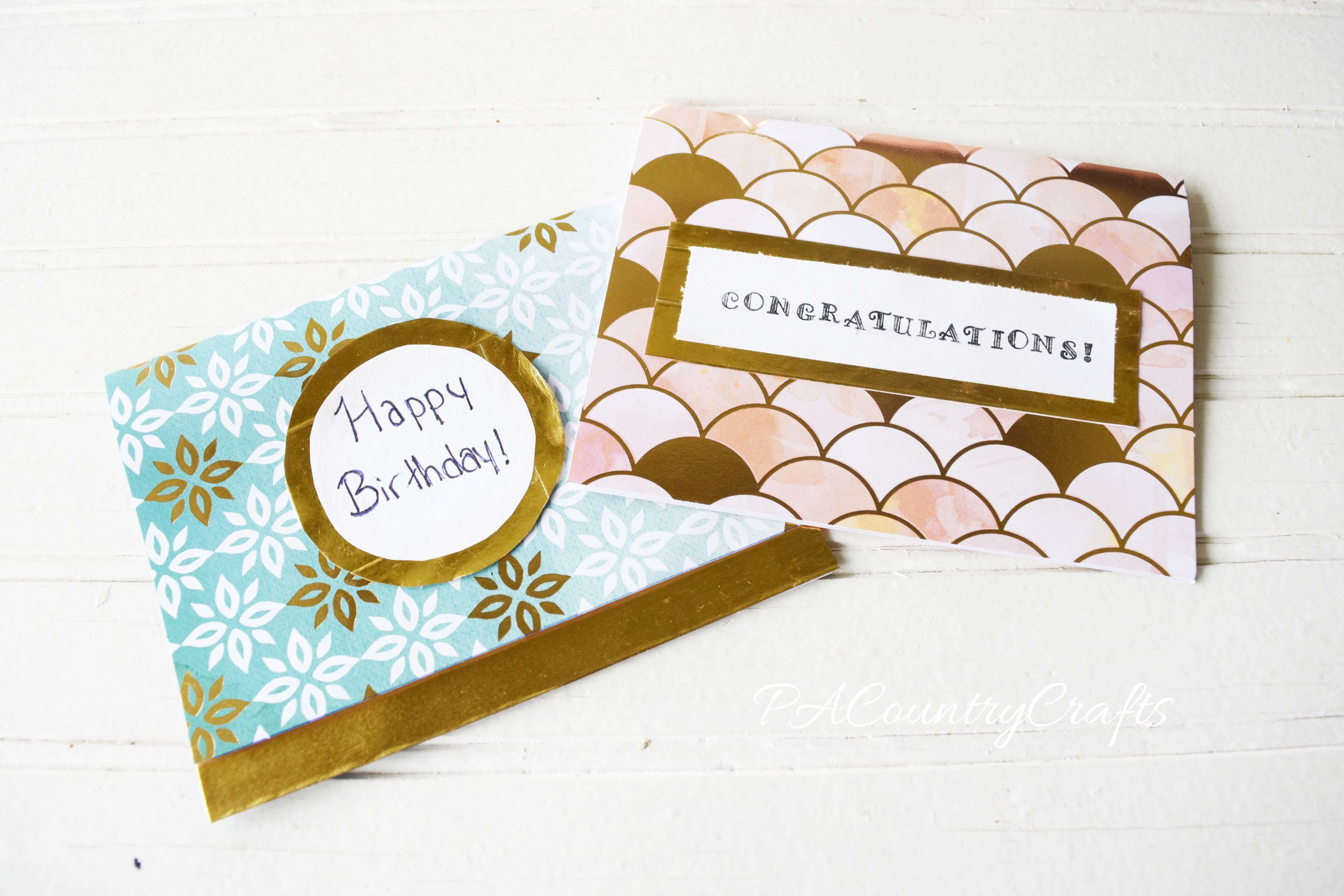 metallic-washi-tape-cards