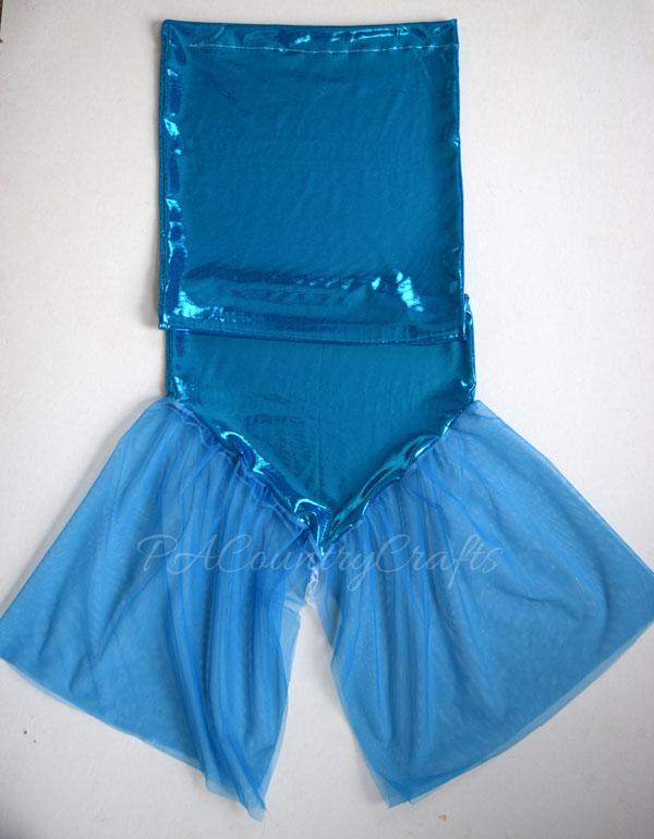 Easy Mermaid Tail Costume