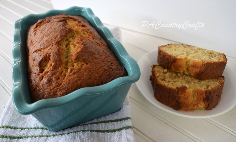 Banana bread recipe... This is so good!