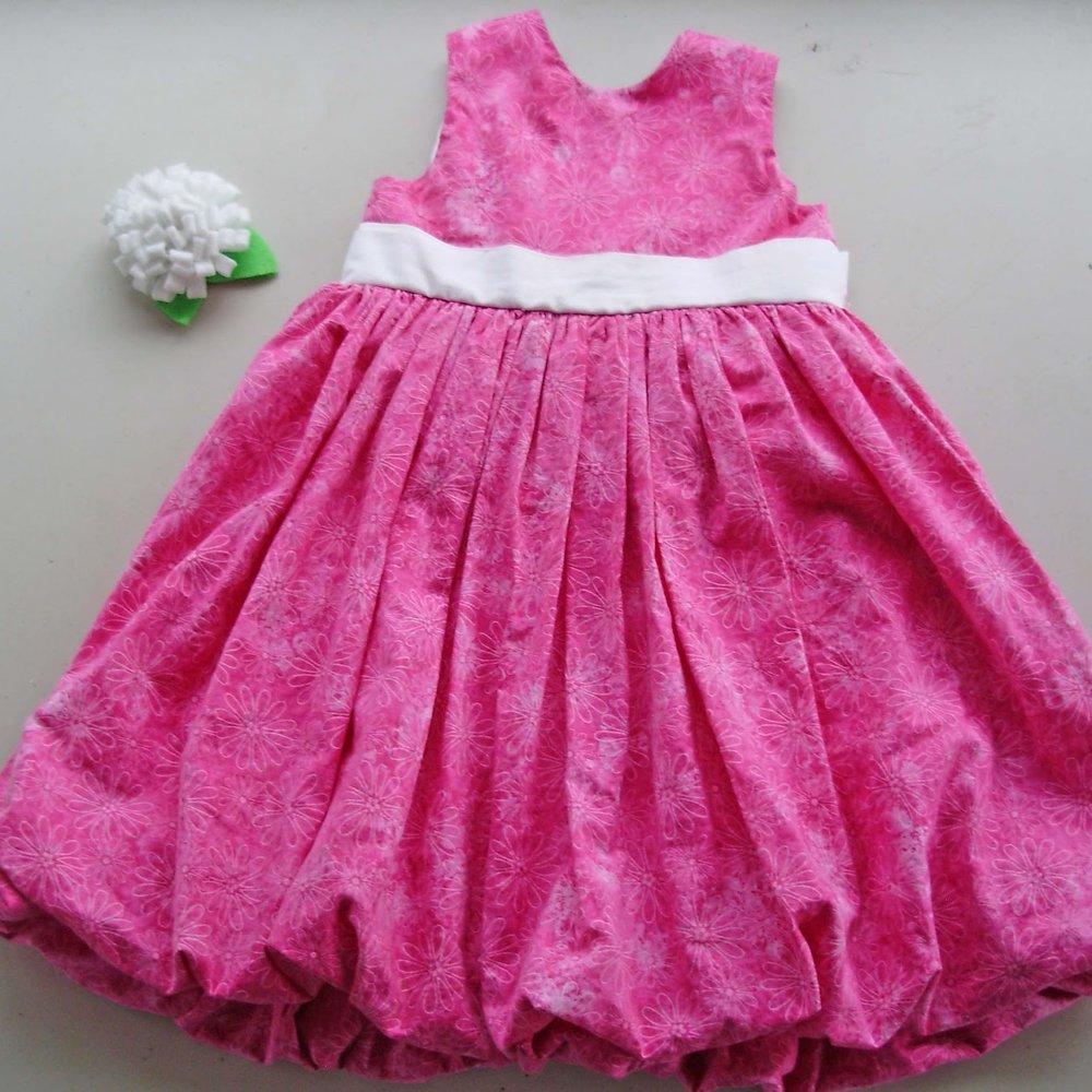Isabelle's Bubble Dress