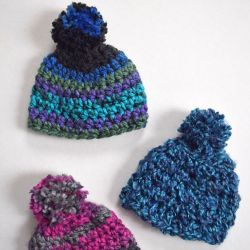 Easy Doll Hats
