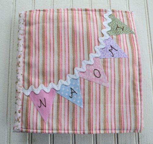 Naomi's Quiet Book