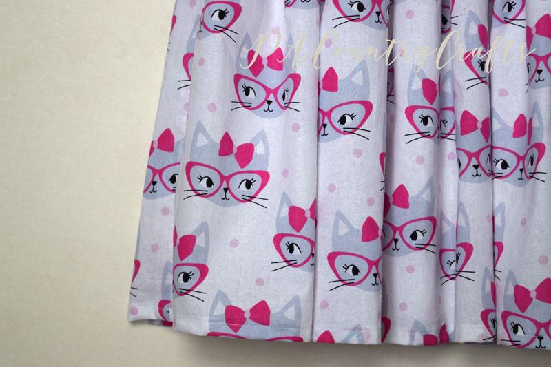 Hipster Cat Charlie Dress