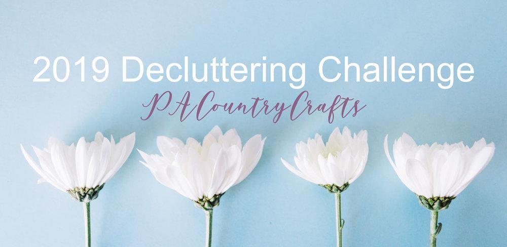 2019 Decluttering Challenge